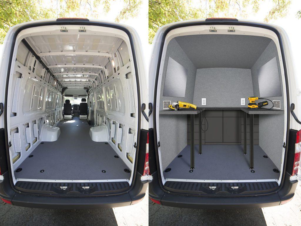 Kodiak Upfitters Van Concept
