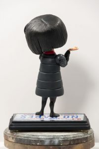 "Edna Mode ""No Capes"" (back)"
