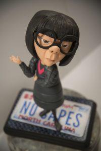 "Edna Mode ""No Capes"" (front)"