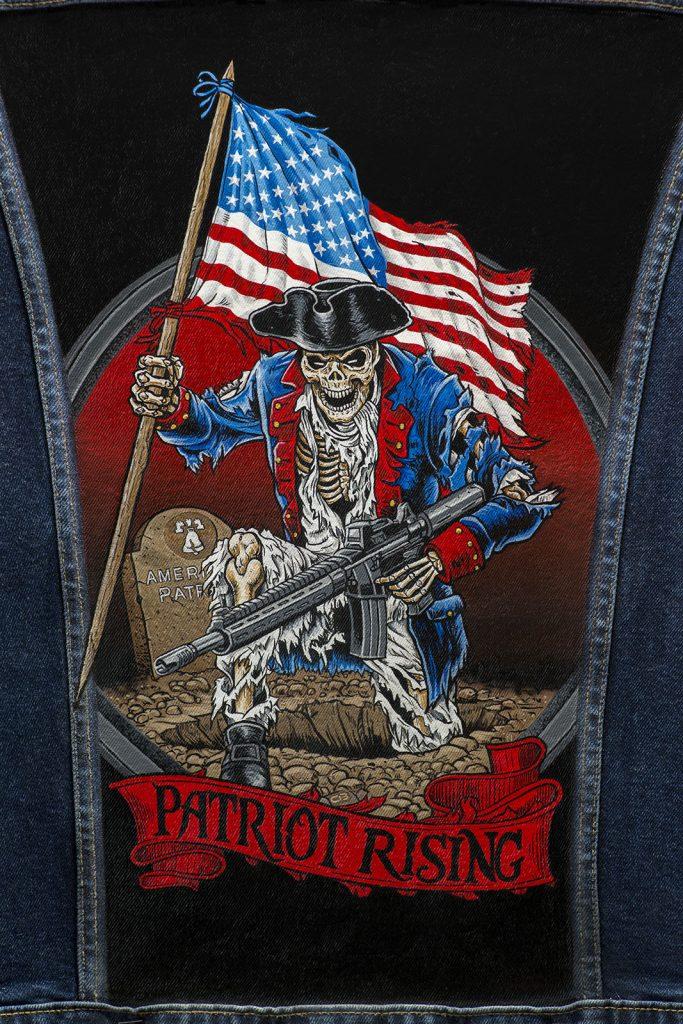 """American Patriot"""