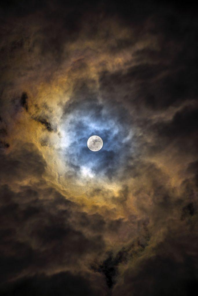 """Moon Over Matthews"""