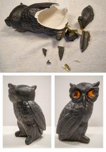 """""""Mr. Owl"""" (repair)"""