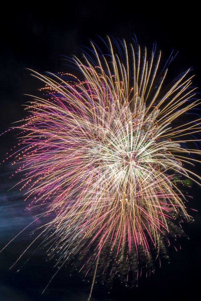 Fair Fireworks