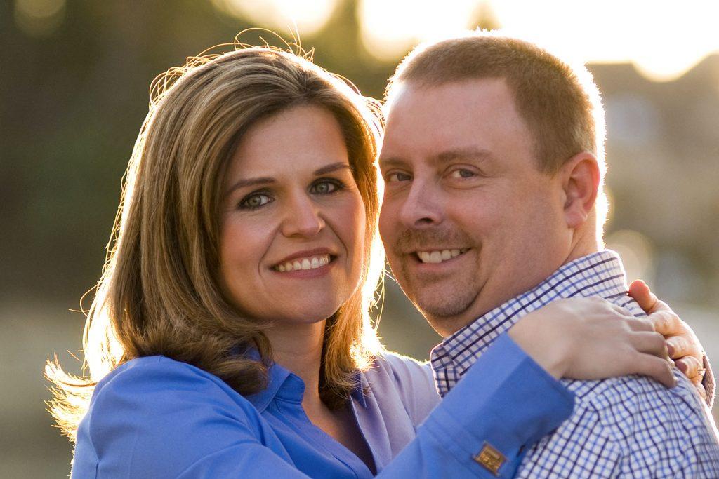 Scott & Jenn
