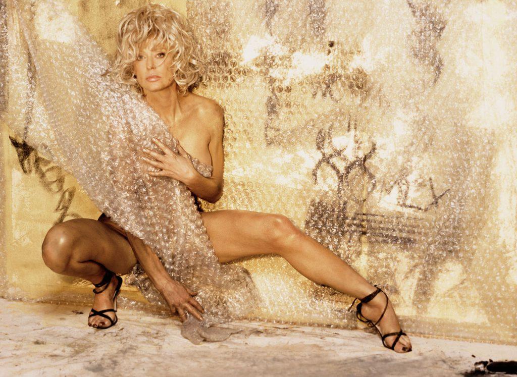 Farrah Faucet Playboy
