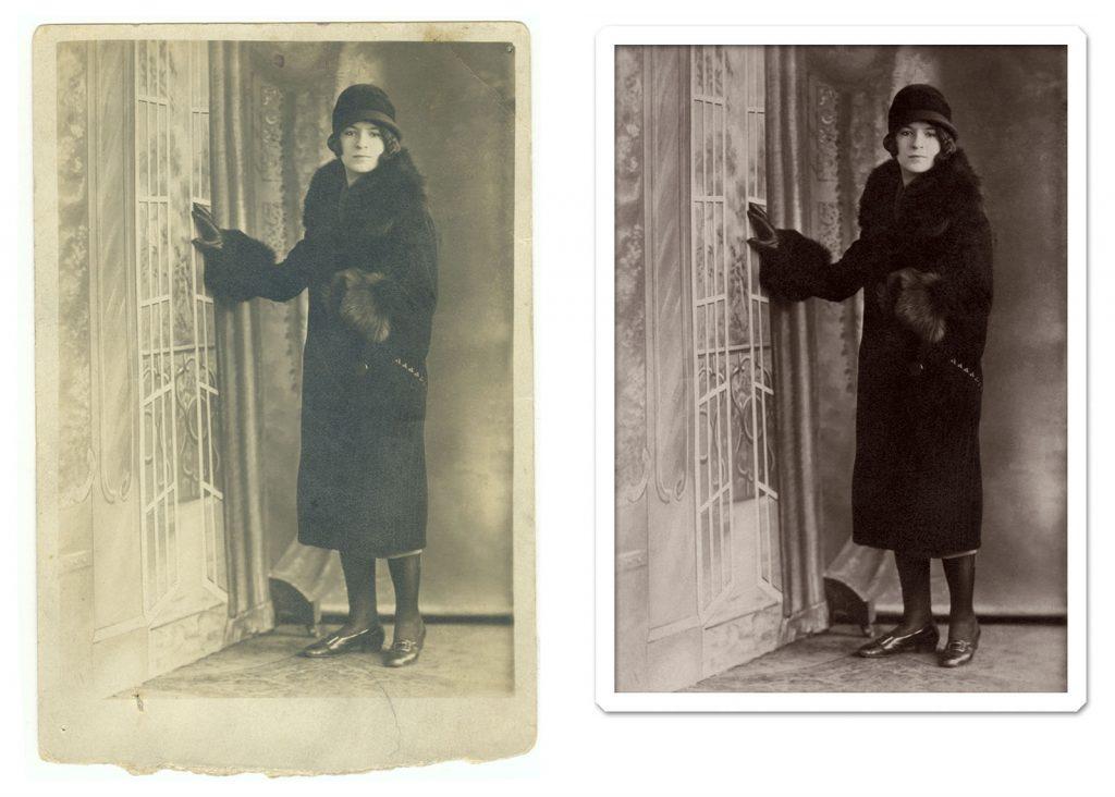 Grandma Borowiec Restoration