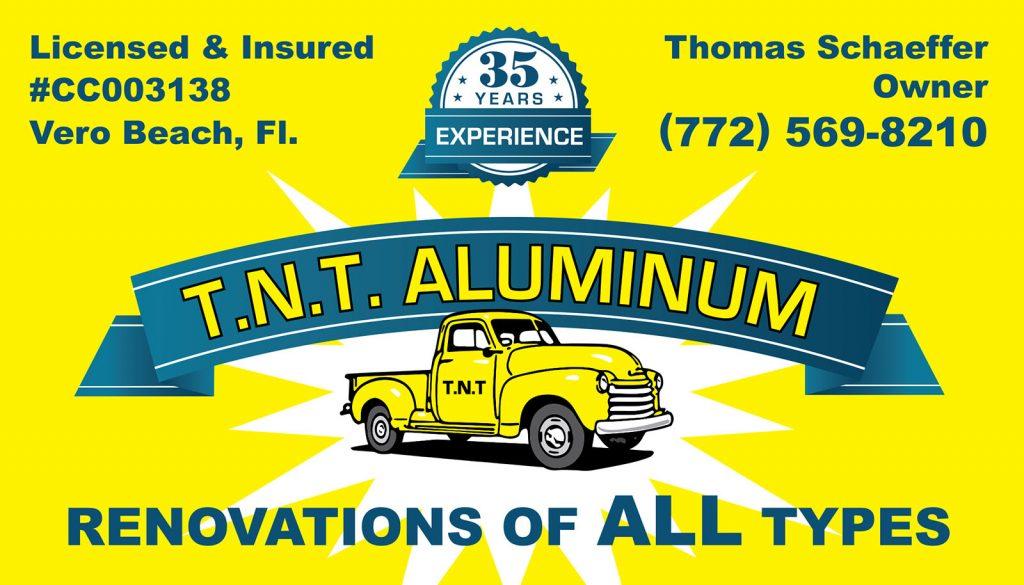 TNT Business Card